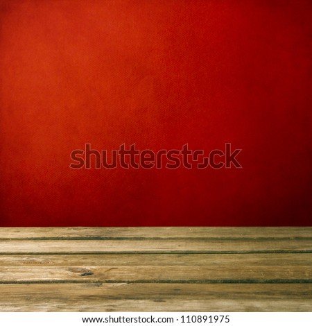 background with wooden deck and