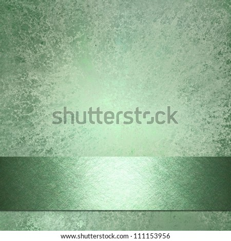 soft faded abstract green