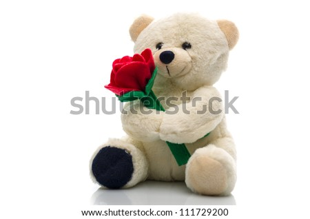 soft plush teddy bear toy