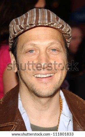 rob schneider at the world