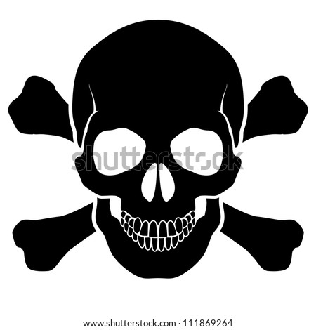 skull and bones   a mark of the