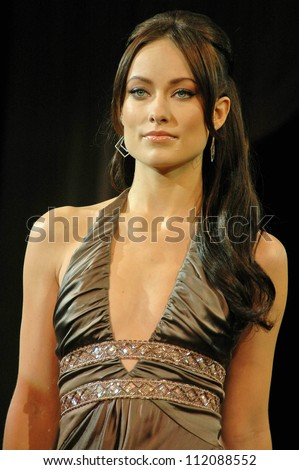 olivia wilde in the show at the