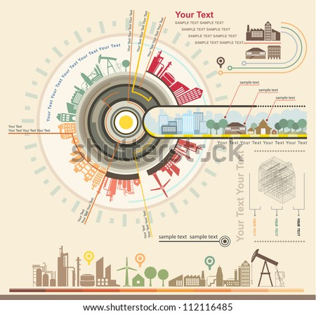 infographics industrial