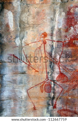 ancient mabuyo rock art in
