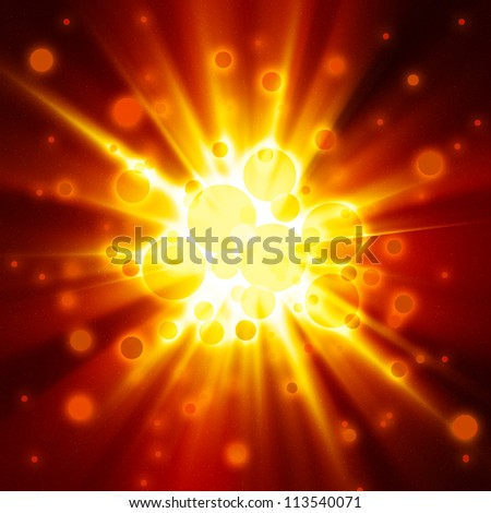 abstract background   rays of
