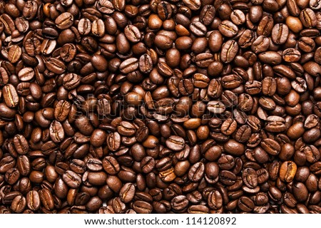 roasted coffee beans  can be