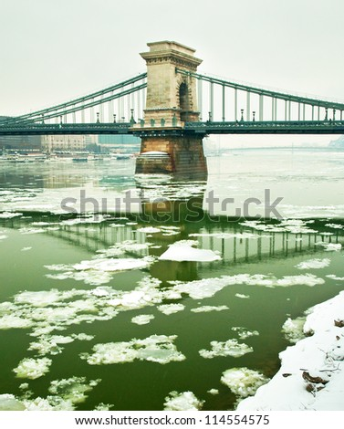 budapest at winter