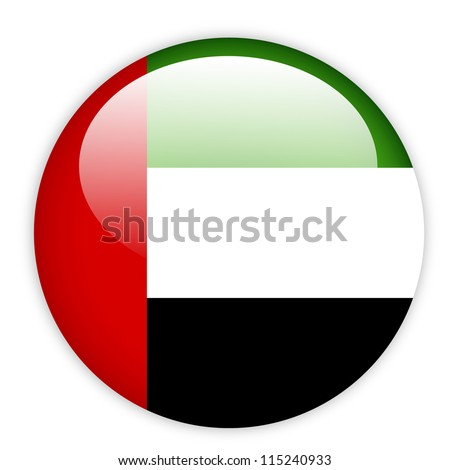 united arab emirates flag on