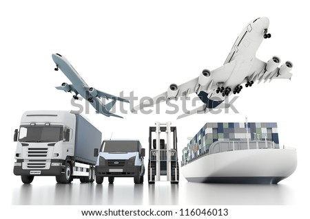 3d world wide cargo transport