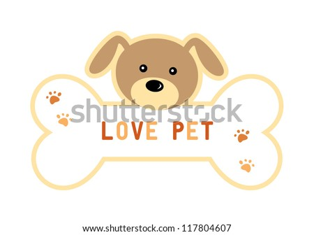 cute puppy board