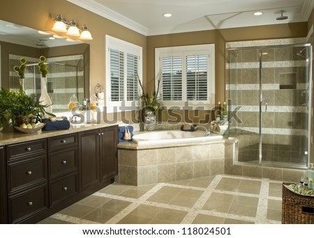 bathroom interior architecture
