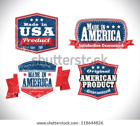 american made in usa retro