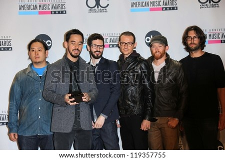 linkin park at the 40th