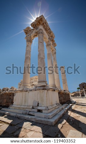 akropolis antique city