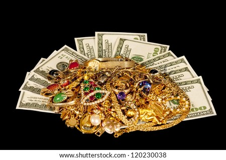 sell your old gold jewelry for