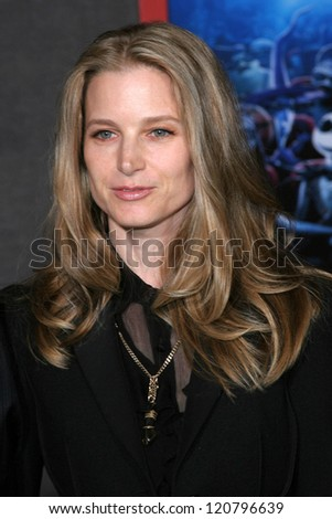 bridget fonda at the world