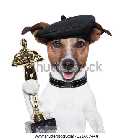 award winner director dog