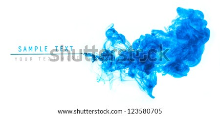 ink splash background