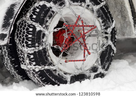 light truck winter tire whit