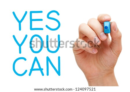 yes you can and hand holding