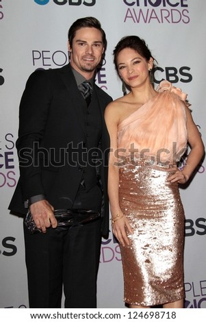 jay ryan and kristin kreuk at