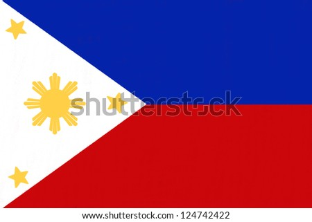 philippines  flag drawing by