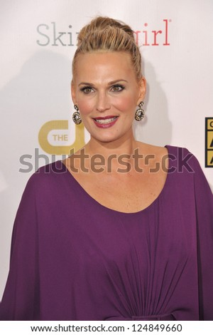 molly sims at the 18th annual