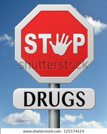 drug abuse and addiction stop
