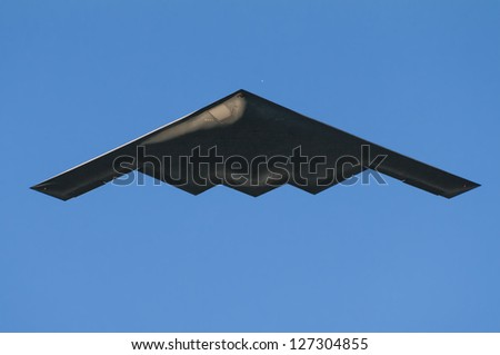 amazingly quiet b 2 stealth