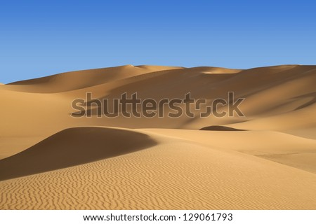 the libyan desert   a fantastic