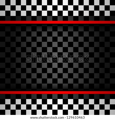 racing square backdrop  vector