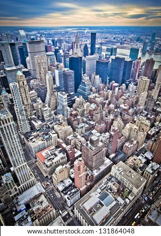 midtown manhattan in new york