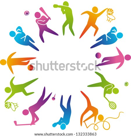 world of sports vector
