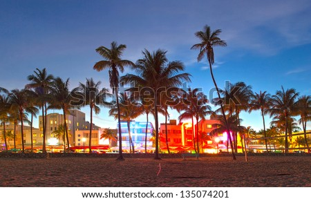 miami beach  florida  hotels