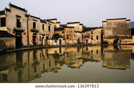 ancient villages in china