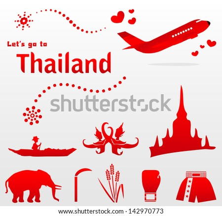 let's go to thailand