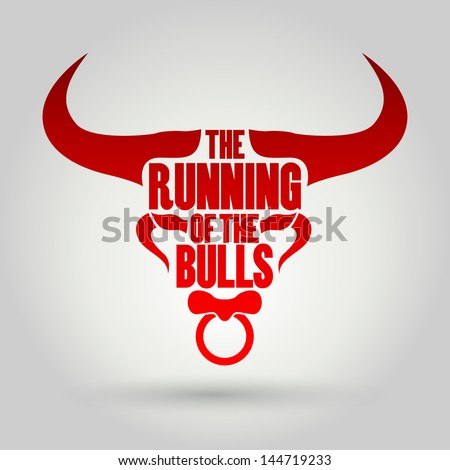 running of the bulls festival