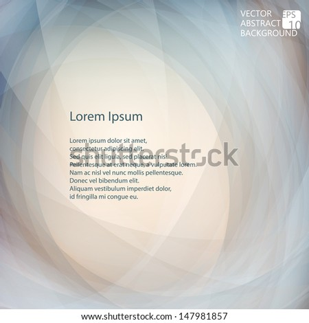 vector modern abstract light