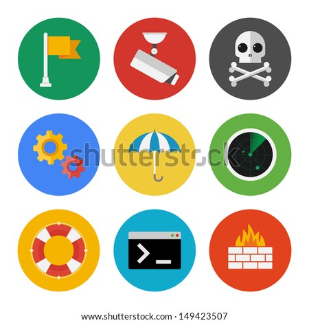 vector collection of colorful