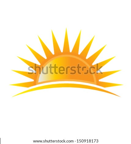 power sun vector