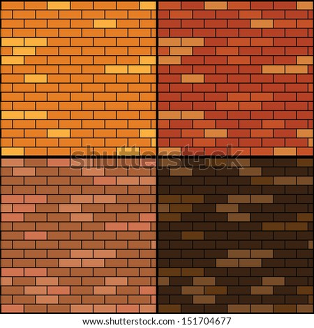 vector illustration of brick