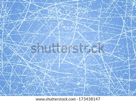ice texture background vector