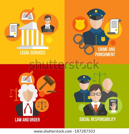 legal services crime and