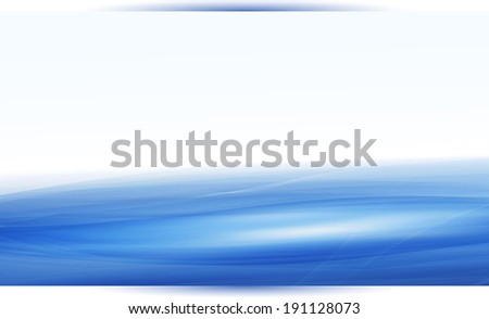 light blue waves full hd vector