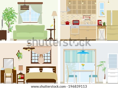 illustration of room