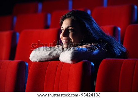 funny movie  portrait of a