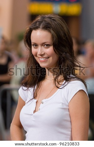 actress summer glau at the