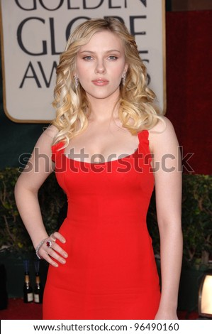 scarlett johansson at the 63rd