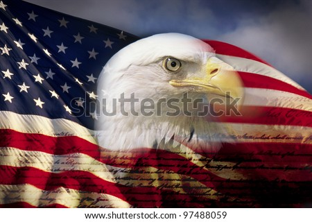 digital composite  american
