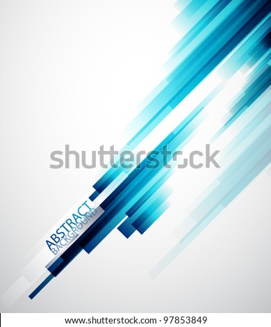 straight lines abstract vector